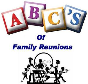Planning A Family Reunion From A-Z
