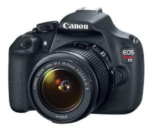 Canon EOS DSLR Shutter Count