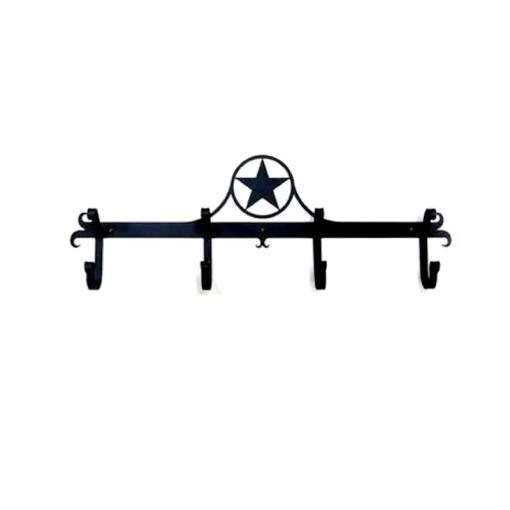 lone star coat rack