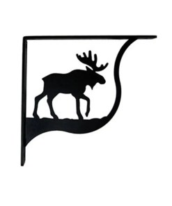Moose Shelf Brackets