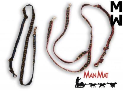 Ligne longue 2 chiens Manmat