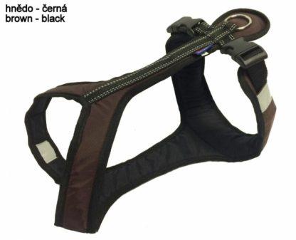 Harnais Zero DC Short marron