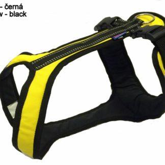 Harnais Zero DC Short jaune