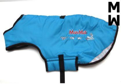 Manteau Manmat ThermoCoat turquoise