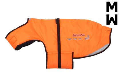 Manteau Manmat ThermoCoat orange