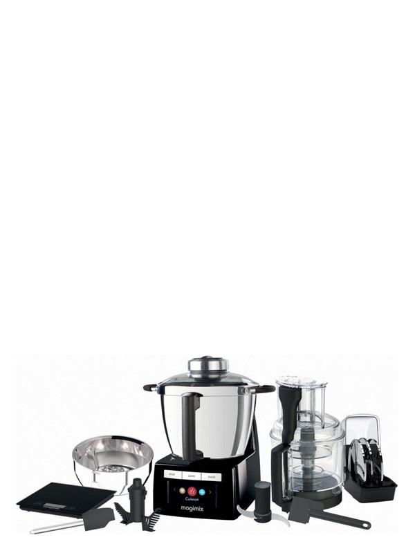 multifunktions kuchenmaschine cook expert 18903 schwarz