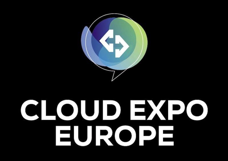 Cloud Expo Europe show logo.