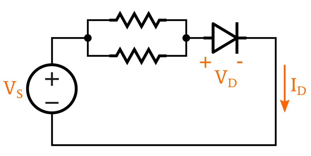 Example diode circuit