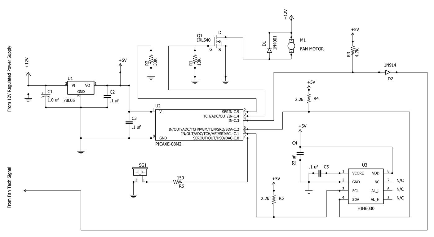 picaxe 08m2 microcontroller