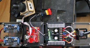 Building an RC Robot Using a Wheelchair Base—Part 2