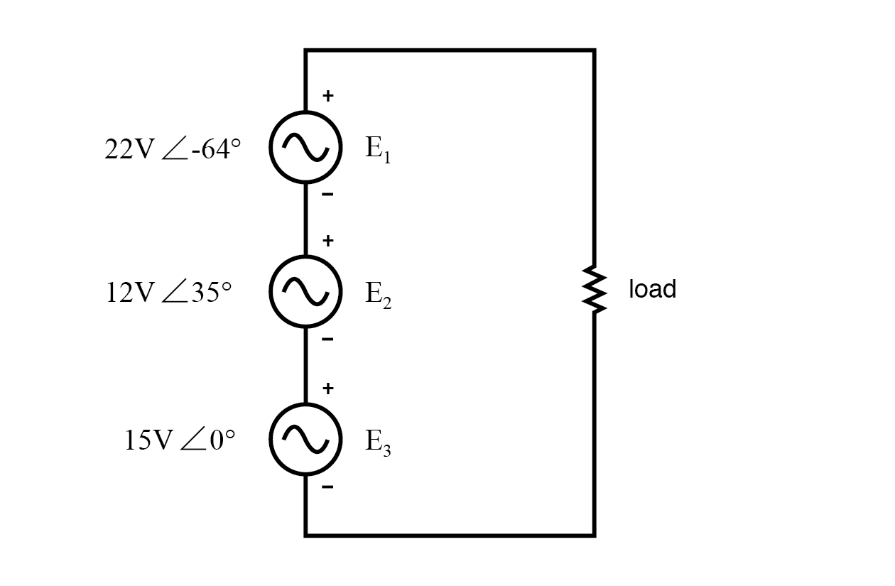 Some Examples With Ac Circuits