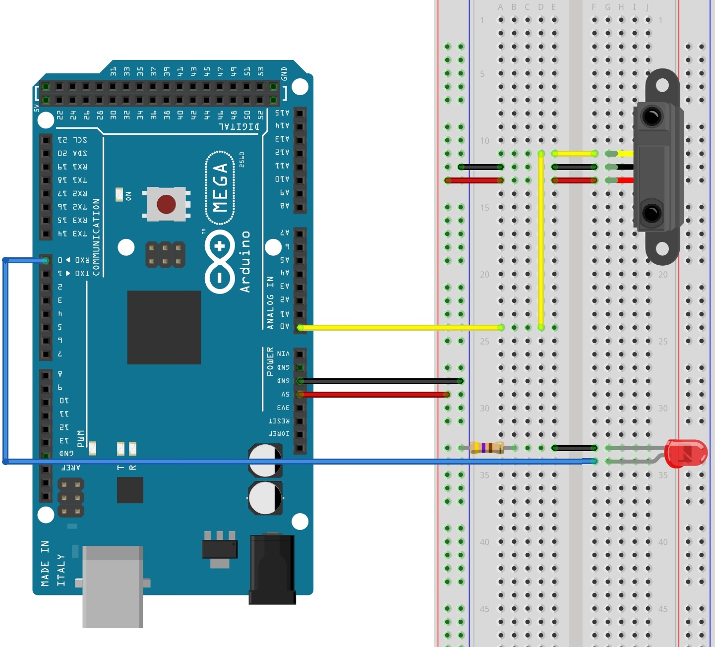 Reading Sensors with an Arduino