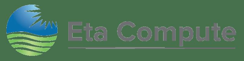 The Eta Compute logo.
