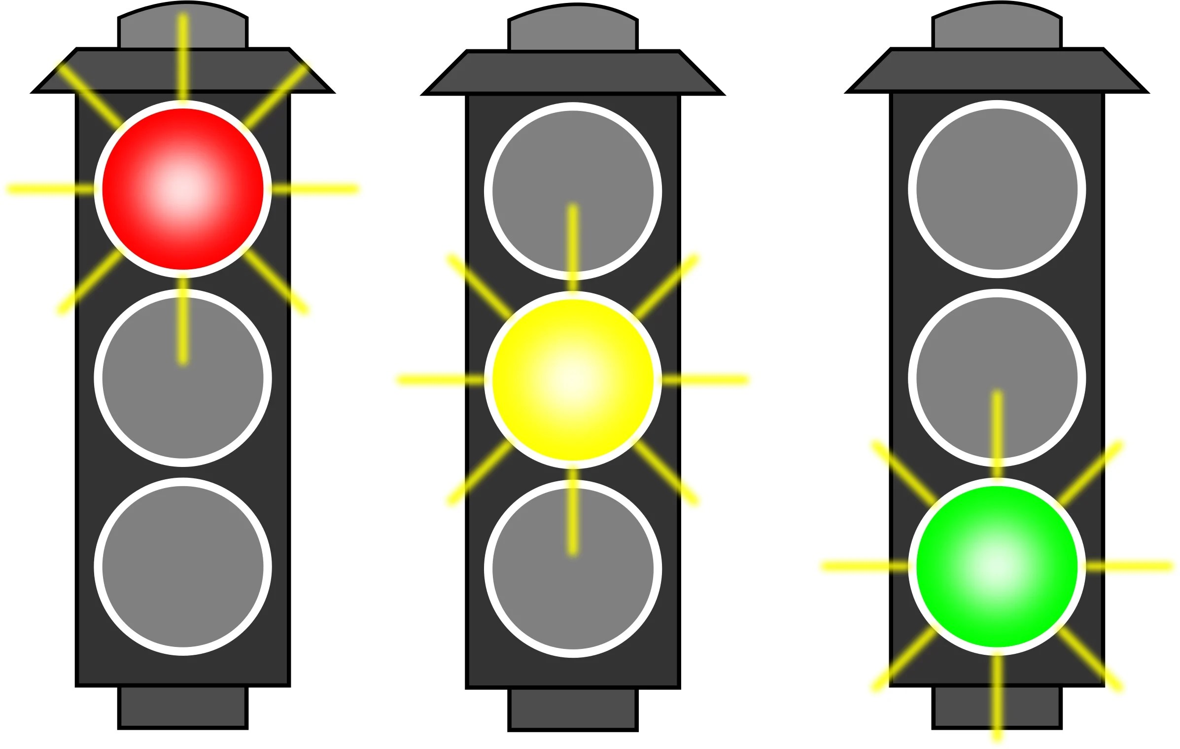 Timing Light Sequences Build A Traffic Light Controller