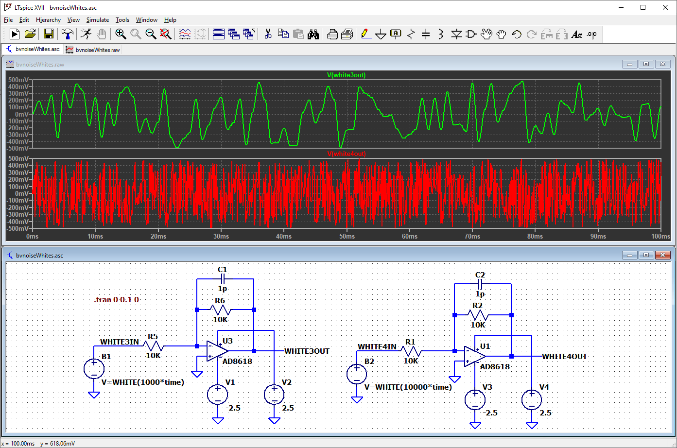 How To Perform Transientysis And Noise Source