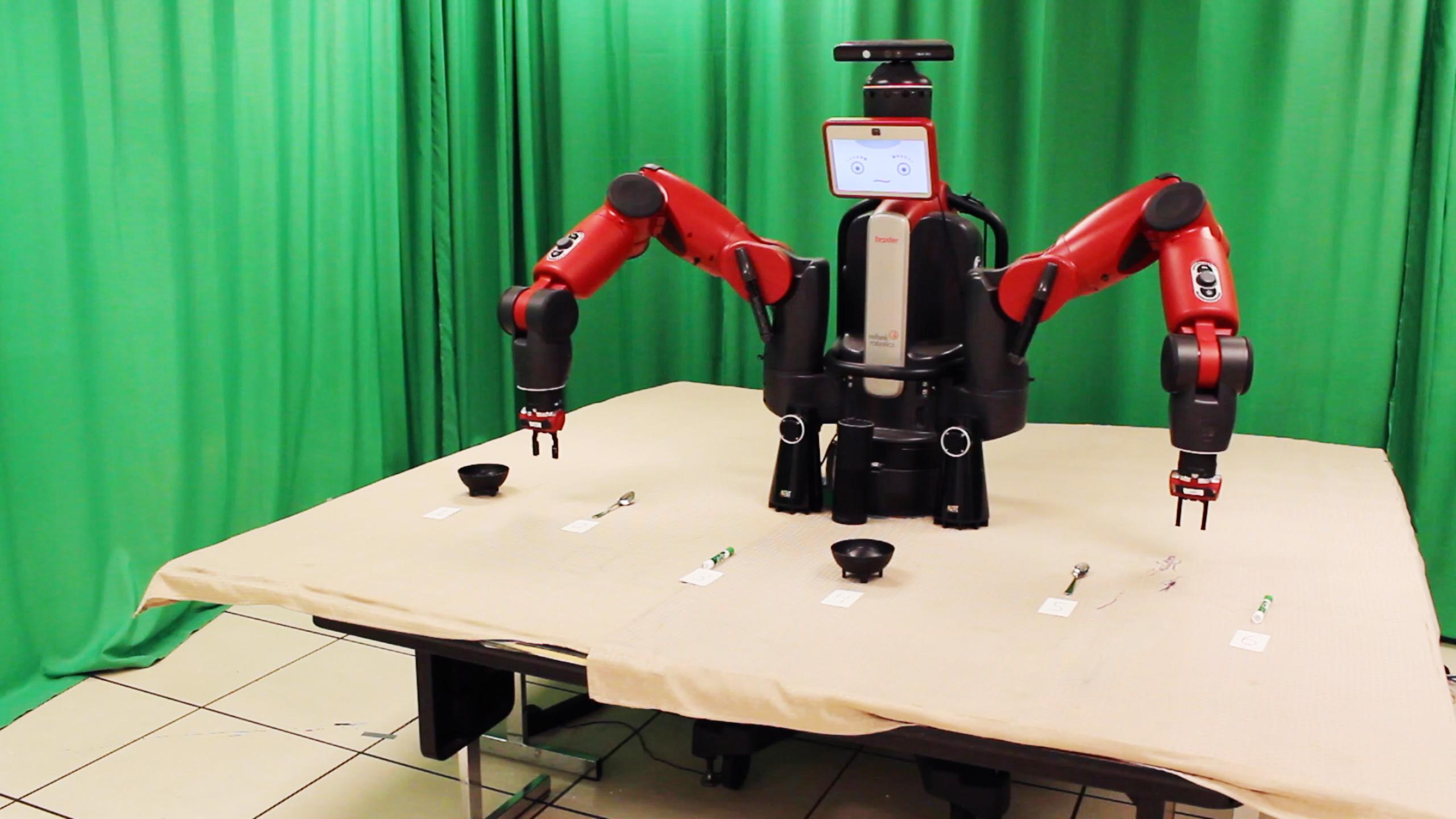 Iorek A Robot That Incorporates Algorithms And Artificial