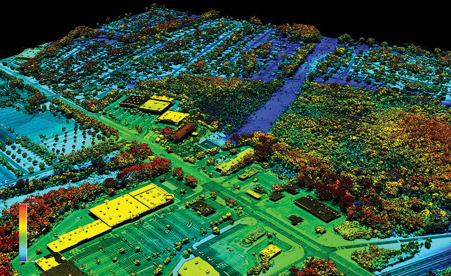 The Affordable Lidar Movement Researchers Aim To