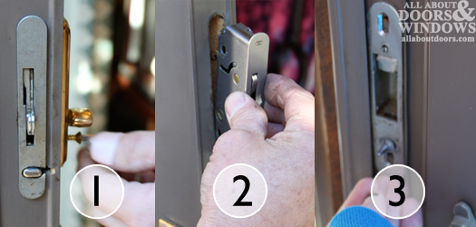 The Easy Way To Open A Door With Credit Card Wikihow
