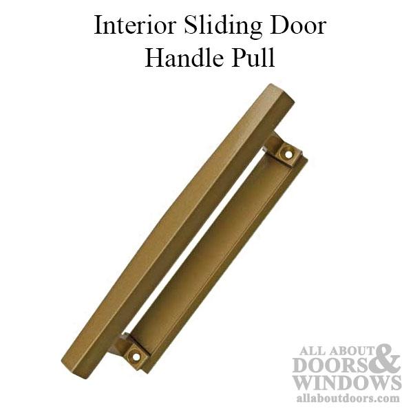 pella sliding door handle exterior pull