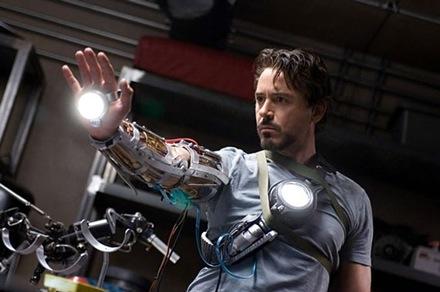 Testing the Iron Man Armor