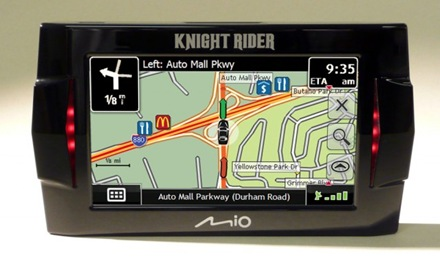 Kitt GPS