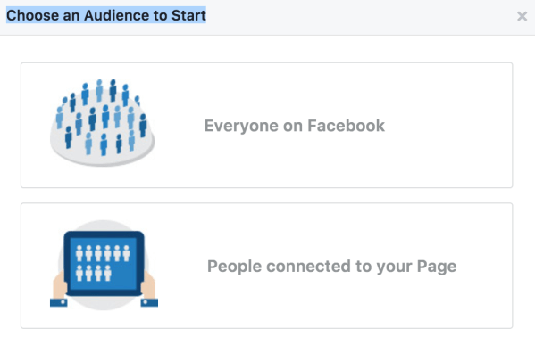 The ultimate guide to create accurate ideal reader: customer profiles for your blog and business -facebook Audience Insights