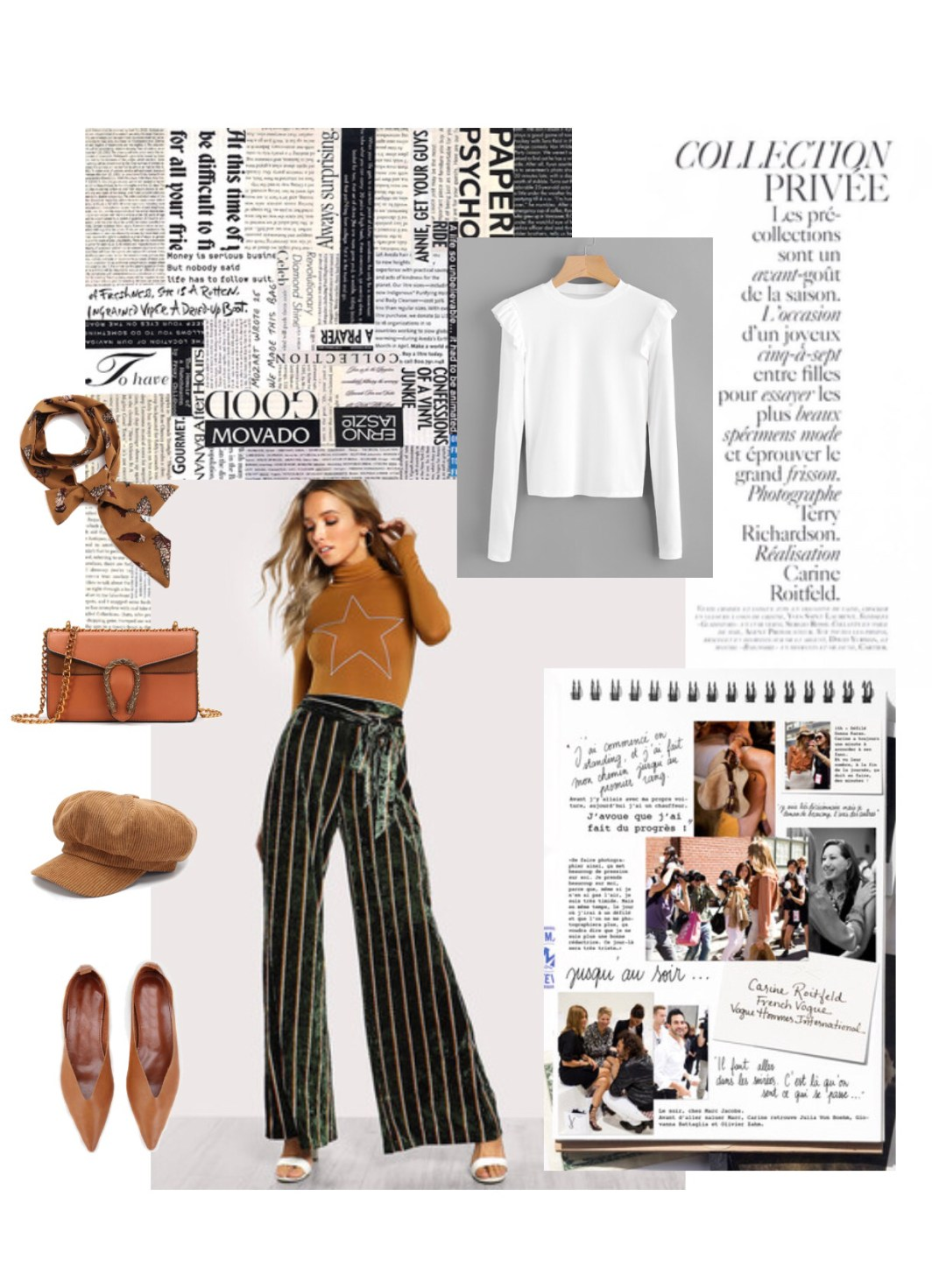Autumn Fall Outfit Ideas Thanksgiving Edition Outfit Number 2