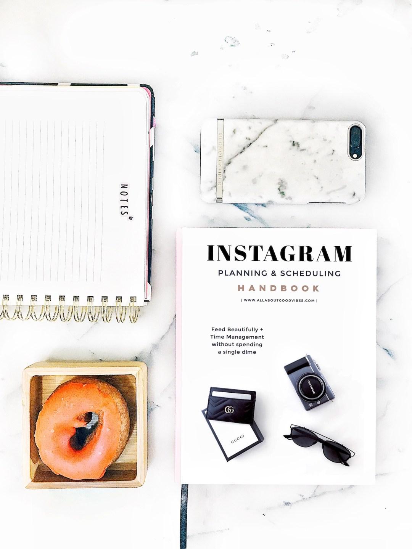 Free Ebook Instagram Planner scheduler Tips-pdf
