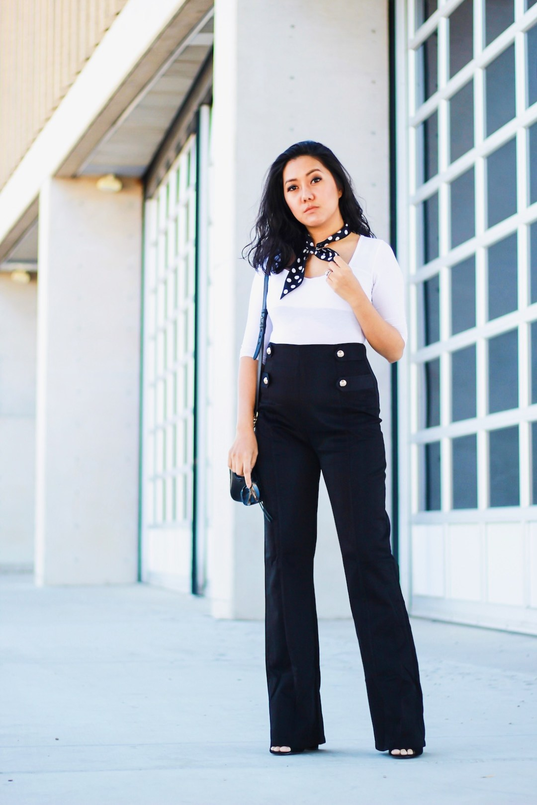 Spring Outfit Ideas | Transform to A Spring Look One Easy Tip Three Ways | Allaboutgoodvibes.com | Instagram @thevibescloset | Molly Larsen | Fashion and Lifestyle Blogger