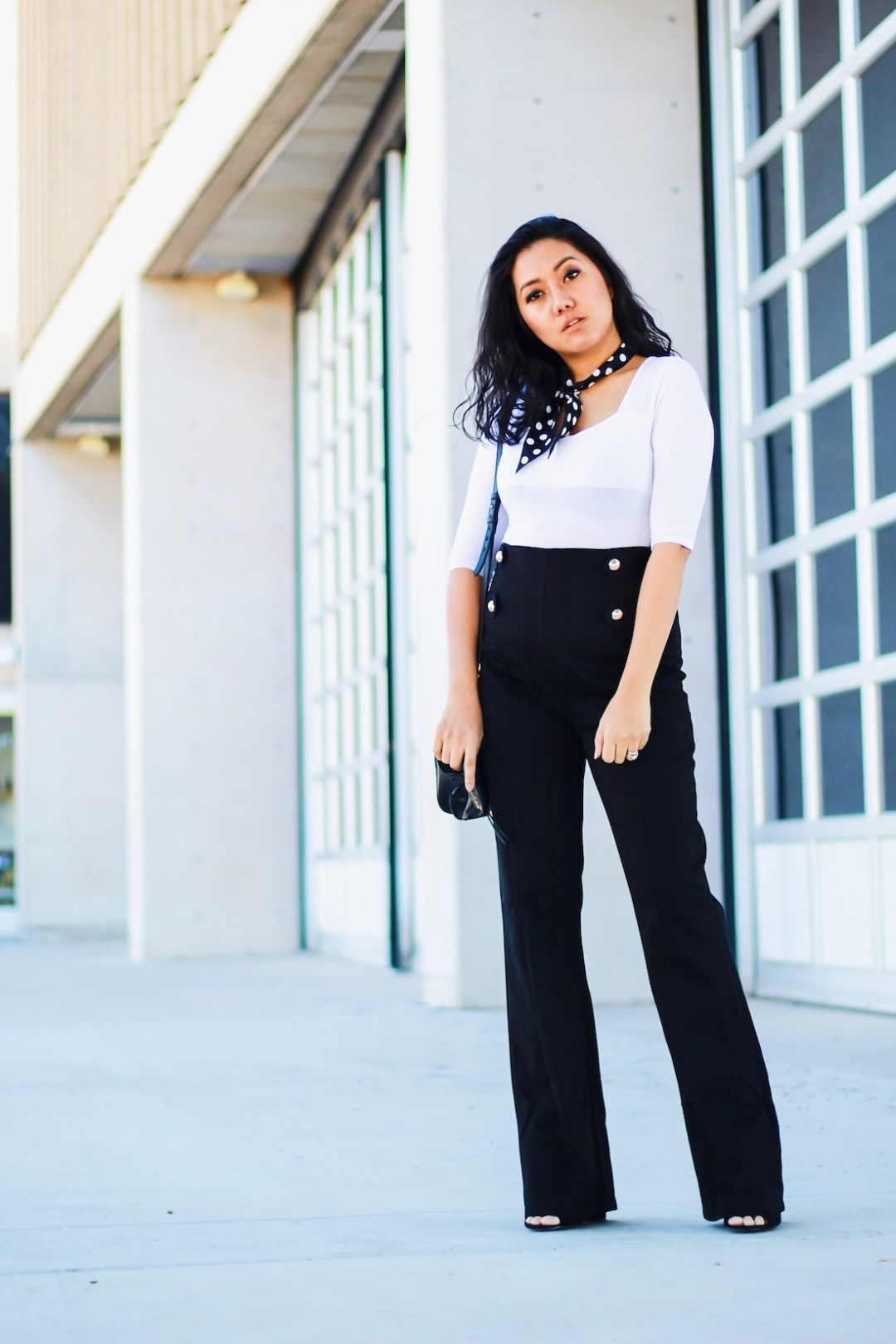 Spring Outfit ISpring Outfit Ideas | Transform to A Spring Look One Easy Tip Three Ways | Allaboutgoodvibes.com | Instagram @thevibescloset | Molly Larsen | Fashion and Lifestyle Blogger