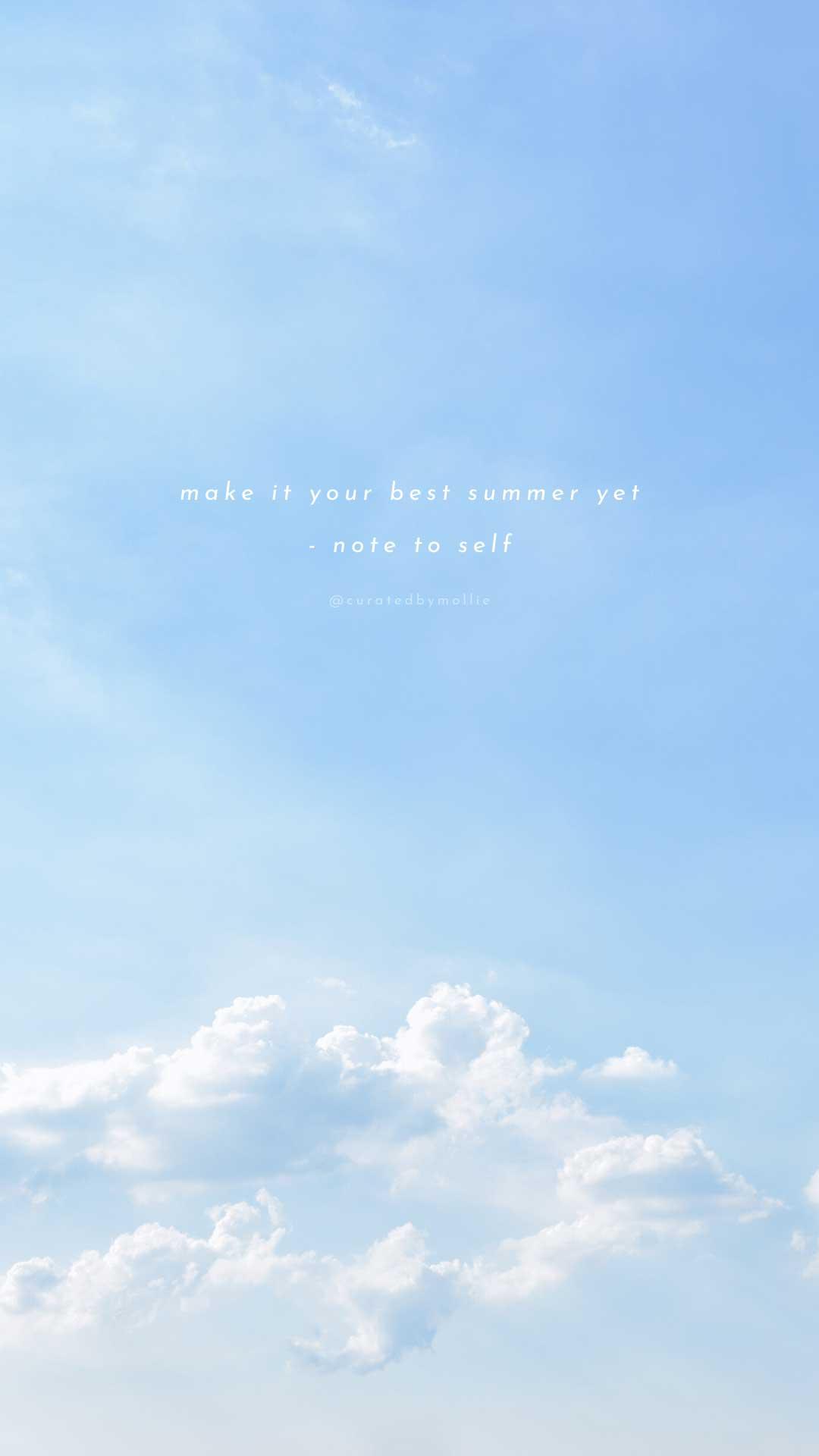 Summer-phone-wallpaper-@curatedbymolly-allaboutgoodvibes.com-Molly Larsen