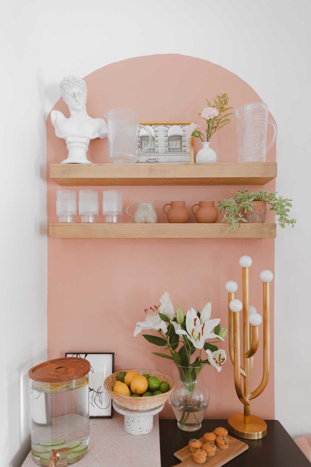 snack bar decor idea for your home