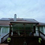 Real Estate Update – Solar Panel Installation Approved!