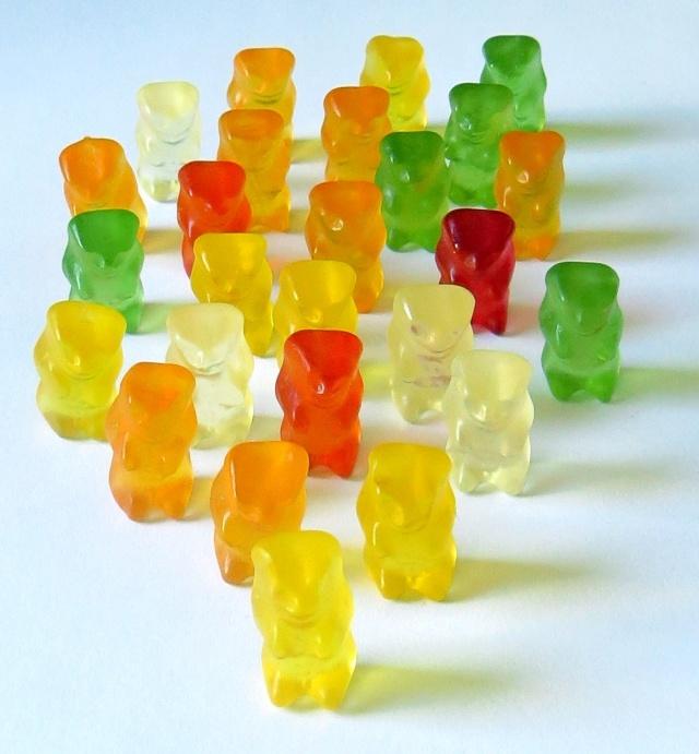 Gummy Bear Parade