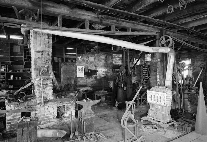 City Blacksmith Shop