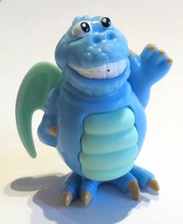 Assembled Blue Dragon