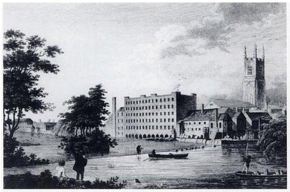Lombe's Silk Mill