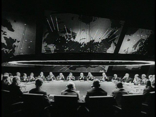Dr. Strangelove - The War Room