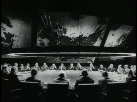 Dr. Strangelove - The War Room