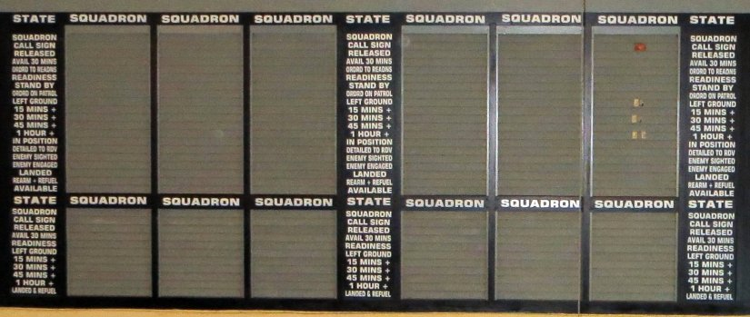 Fighter Information Board