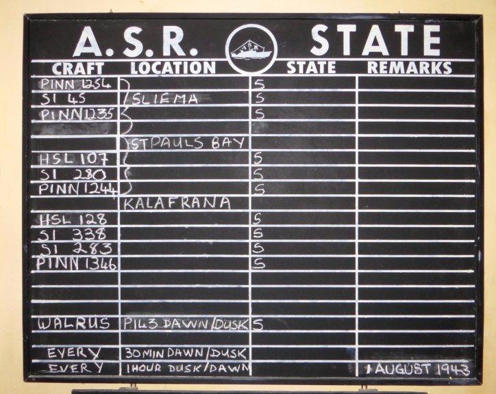 Air Sea Rescue Board