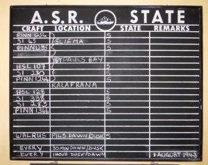 Lascaris Air Sea Rescue Board