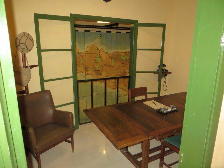 Operation Husky High Command Room Lascaris