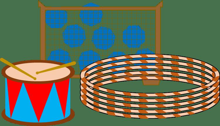 Drum Buffer Rope