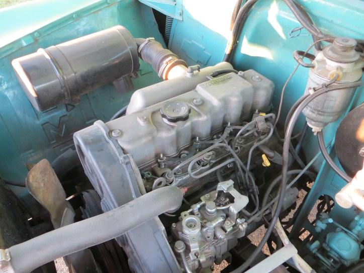 Cuba Chevrolet 1955 Bel Air Hyundai Engine