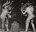 Eadweard Muybridge Blacksmiths Movement