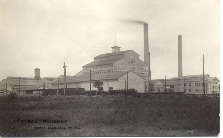 Hershey Sugar Mill, Cuba