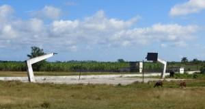 Cuba Sports Field