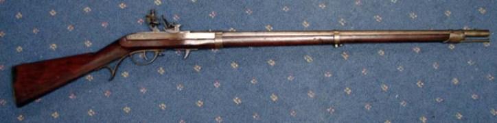 M1819 Hall rifle