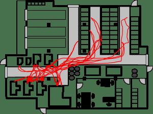 Spaghetti Diagram